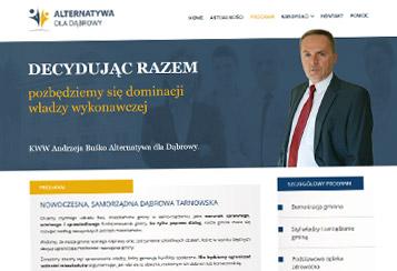 KWW Andrzeja Buśko <br/>Alternatywa dla Dąbrowy
