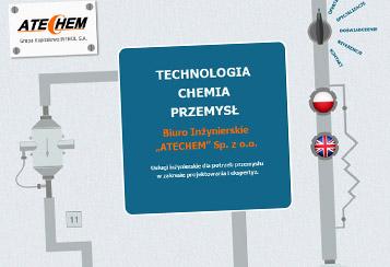 Biuro Inżynierskie <br/>ATECHEM Sp. z o.o.