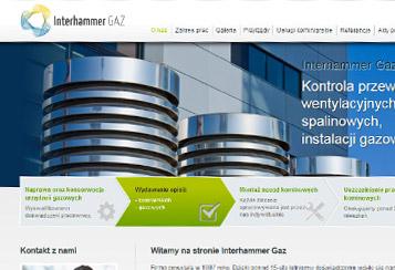 Usługi kominiarskie Interhammer GAZ