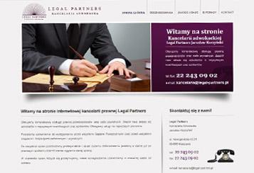 Kancelaria Prawna <br/>Legal Partners