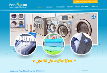 Park Slope <br/>Laundry &#038; Cleaners