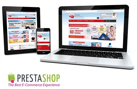 tworzenie sklepów prestashop
