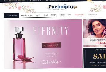 pachnijmy <br> perfumeria