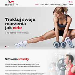 siłownia infinity