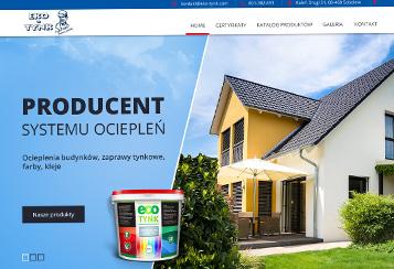 Eko-Tynk Producent Systemu Ociepleń