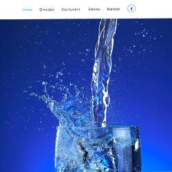 Centrum dystrybucji wody JAVA